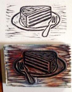 Cake Stamp!